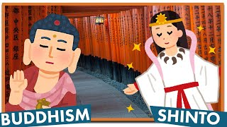 Buddhism and Shinto Explained: A Complicated History