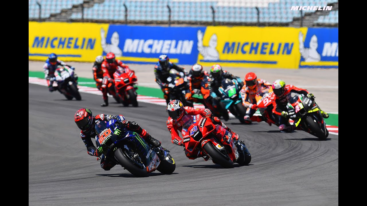 2021 Portugese GP – Best Moments – Michelin Motorsport
