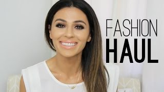 Fashion Haul | Clothes, Shoes, + Bags