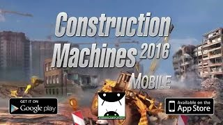 Construction Machines 2016 Android GamePlay Trailer [1080p] (By PlayWay SA)