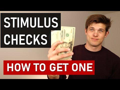$1,200 Stimulus Check