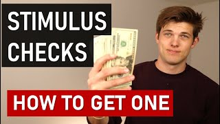 Gambar cover $1,200 Stimulus Check (How To Get It + How Much You Will Receive)