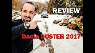 Review Dacia Duster 2017 în Bucovina