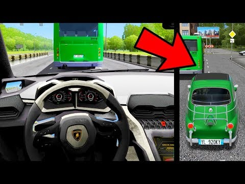 LAMBORGHINI URUS + Auto INGUIDABILE! City Car Driving