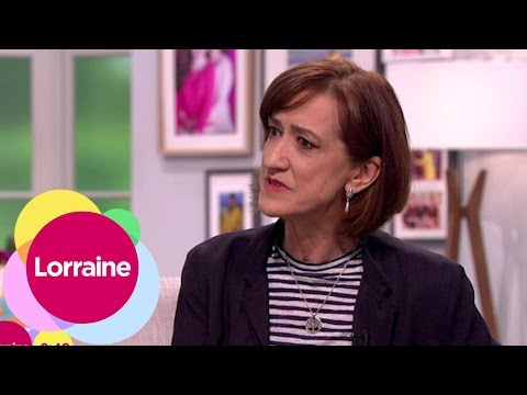 Haydn Gwynne On The C Word  Lorraine