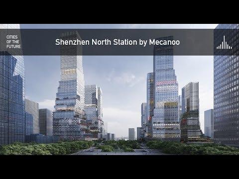 Future Shenzhen - North Station Urban Design