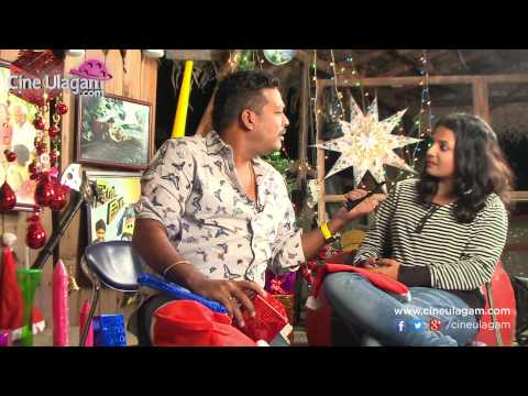 Fun Interview with John Vijay | Christmas Special - Part 2