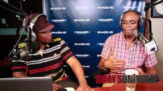 UFC legend Anderson Silva has a message for Boxing champ Floyd Mayweather on Sway in the Morning