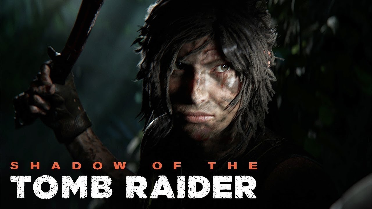Shadow Of The Tomb Raider Ps4 Stream 1 Youtube