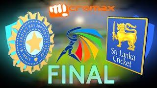 (GAMING SERIES) FINAL ASIA CUP 2016 GAME 11 - INDIA v SRI LANKA