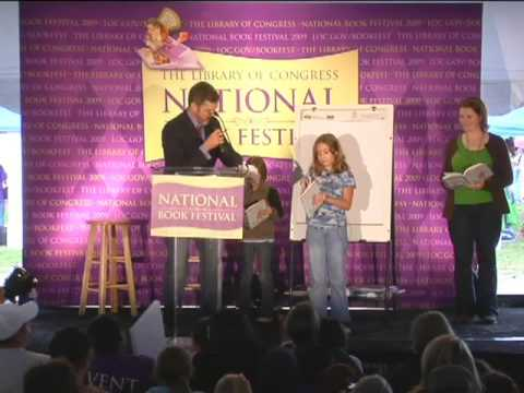 Mo Willems - 2009 National Book Festival