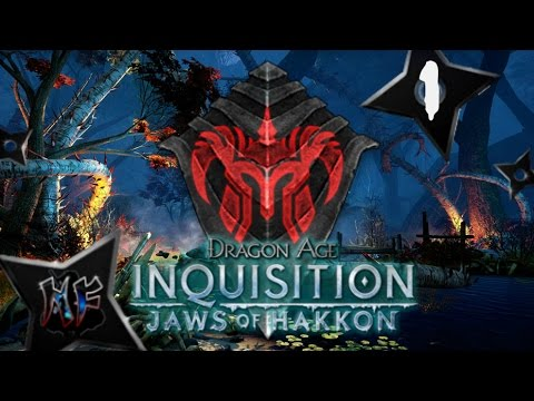 Dragon Age Inquisition | Jaws Of Hakkon DLC | The Last Inquisitor | PS4 Gameplay Part 1