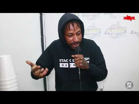 DON ANDRE TALKS FUED WITH STYLO G// NEW EP LAUNCH// SEX TAPE