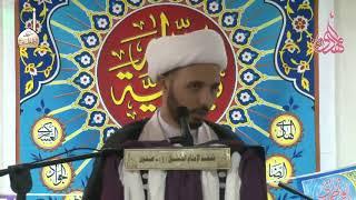 هل سبب غيبة الإمام المهدي عجل الله فرجه الخوف؟ - الشيخ أحمد سلمان