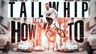 How to TAILWHIP | Как сделать ТЕЙЛВИП на BMX или MTB? | Урок от Кости Андреева