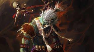 WoW Druid questek:Destroy the Legion,Ashenvale outrunners.....