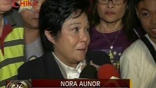 24 Oras: Nora Aunor, kinilala ng mga guro bilang alagad ng sining ng mamamayan