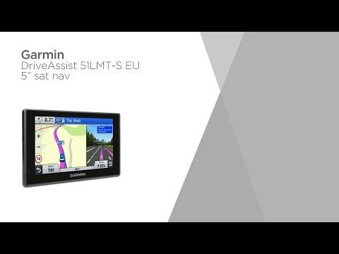 Garmin DriveAssist 51LMT-S EU 5