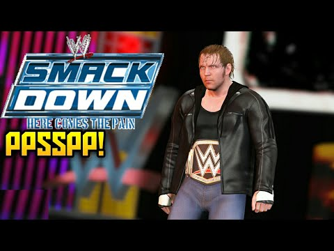 wwe smackdown here comes the pain ps2 download