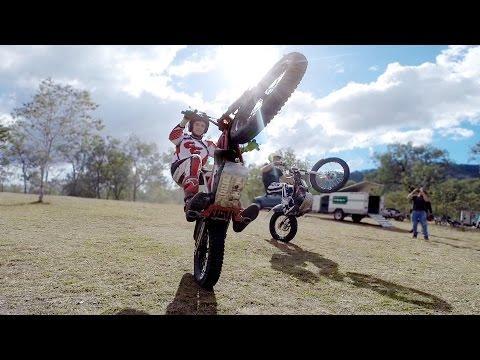 TRIALS AUSTRALIA: get some balance into your life, get into trials riding