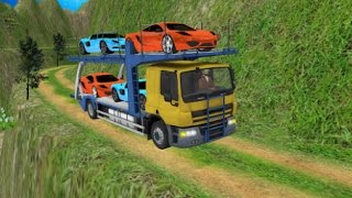 PK Cargo Truck Driver 3D Android Gameplay HD