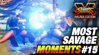 SFV * MOST Ridiculous, Savage & Funny Moments #15
