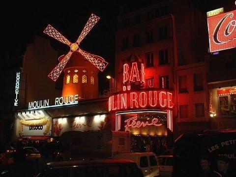 Las estrellas del Moulin Rouge