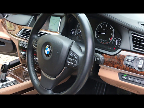 BMW 740d Twin Turbo Special Equipment SWB - FTC Leasing X4/2212
