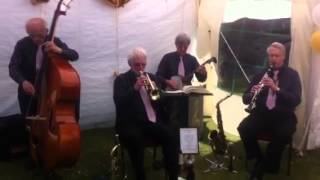 Ron Hockett & Ray Simmons, Classic Traditional Dixieland Jazz Quartet