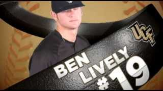 Ben Lively MLB Draft Highlights - 4th Round (Pick 135) Cincinnati Reds