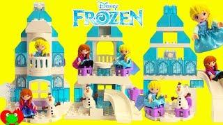 LEGO DUPLO Princess 10899 Frozen  Ice Castle great Christmas Gift Elsa Olaf
