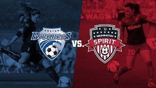 Boston Breakers vs. Washington Spirit