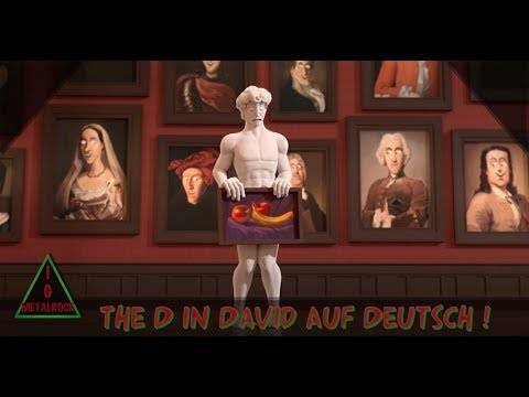 The D in David [ German Fan Dub ]