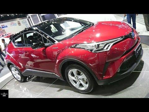 พาชม 2018 Toyota C-HR 1.8 Hybrid HV Hi ภายนอก ภายใน
