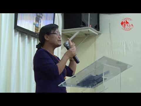 Rev. Don Suan Cing on September 17, 2017 (M)