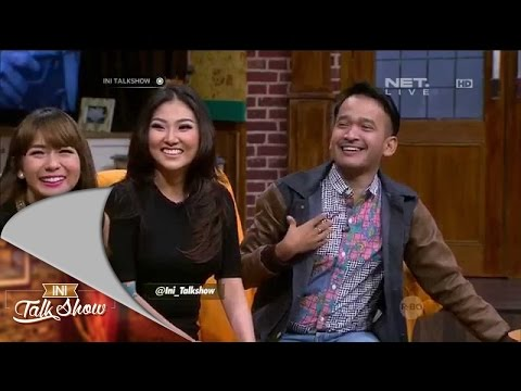 Ini Talk Show 22 September 2015 Part 4/6 - Wenda, Ruben, Adiezty, Gilang Dirga