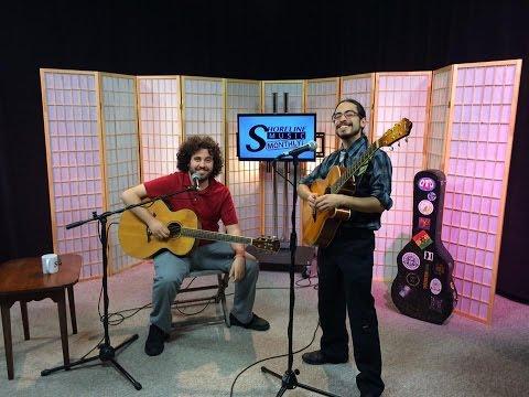 """Zack Borgstedt & John Spignesi - """"Shoreline Music Monthly"""""""