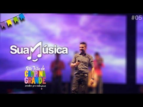 Felipe Lemos solta a voz e fala com o Sua Música | Sua Música TV Episódio 05