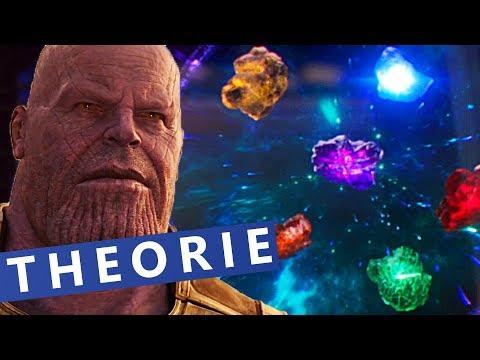 Alle Infinity Steine