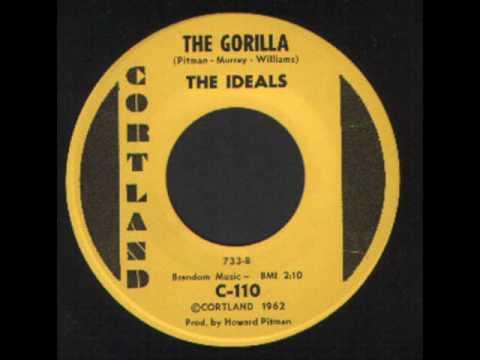 Northern soul - R&B - POPCORN - The Ideals- The Gorilla - Cortland records