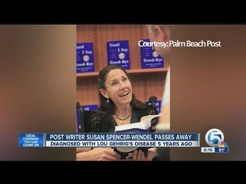 Author Susan Spencer-Wendel dies at 47