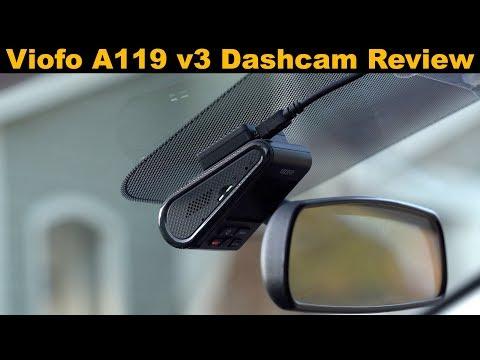Viofo A119 V3 Review: Best Affordable Dashcam Of 2019