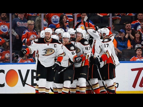 Getzlaf's MVP performance helps Ducks even series with Oilers