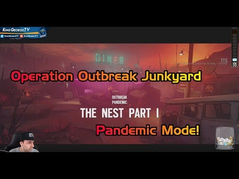 Operation Outbreak Patient Zero Pandemic Mode | Map 3 Rainbow Six Siege
