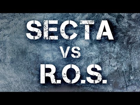Blood and Ink - Rap Battle - Secta vs R.O.S. | #КлинчИСтуд