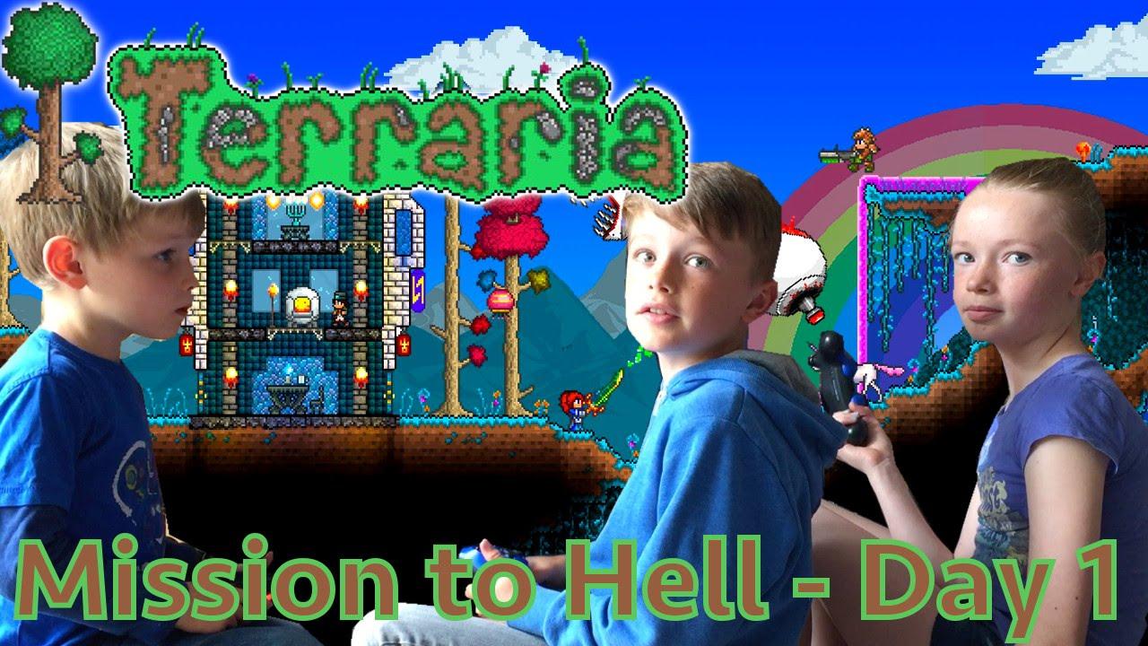 Terraria' 1 3 Update Makes Multi-Player Easy