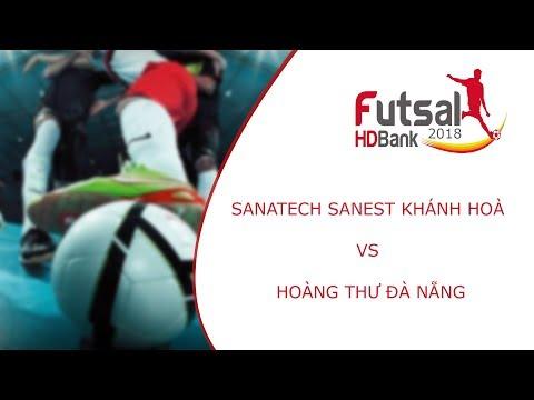 Trực tiếp: Giải Futsal HDBank vô địch quốc gia 2018 | VTC Now
