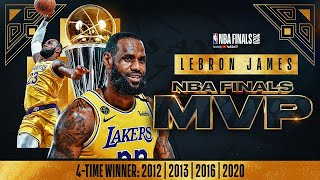 LeBron James BEST Highlights 2020 NBA Playoffs & Finals