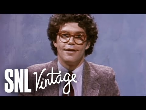 Weekend Update Segment - Al Franken on the Downfall of SNL