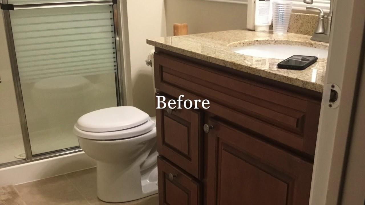 Mount Laurel NJ Bathroom Remodel